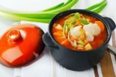 Ciorba de peste cu legume